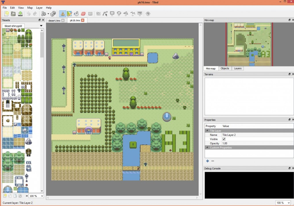 Tiled - map editor